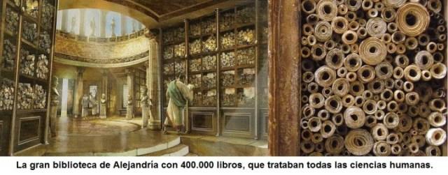 Biblioteca-de-Alejandría